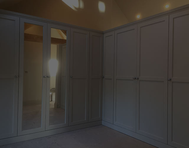 Cheshire Bespoke Bedrooms